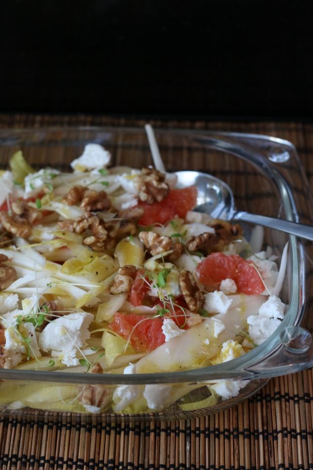 witlof grapefruit salade