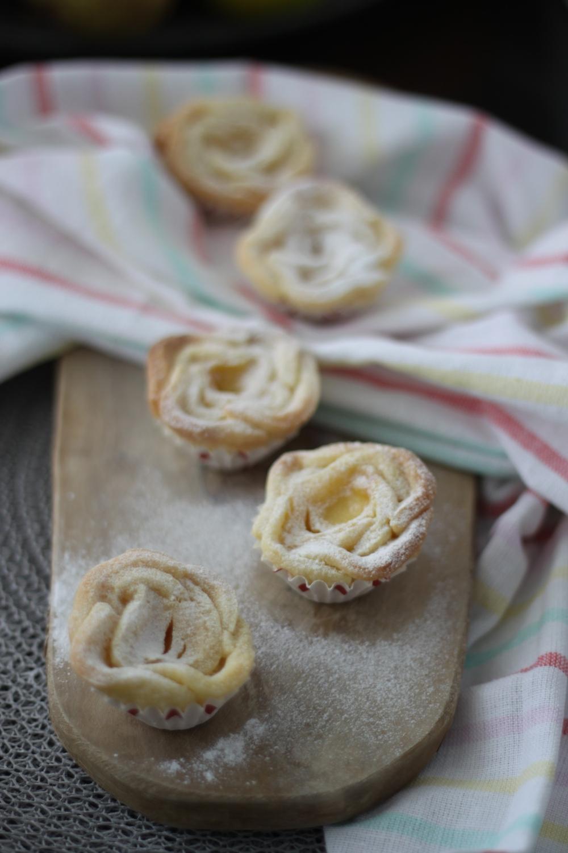 roosjes met citroencrème