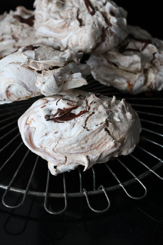 Chocolade meringue