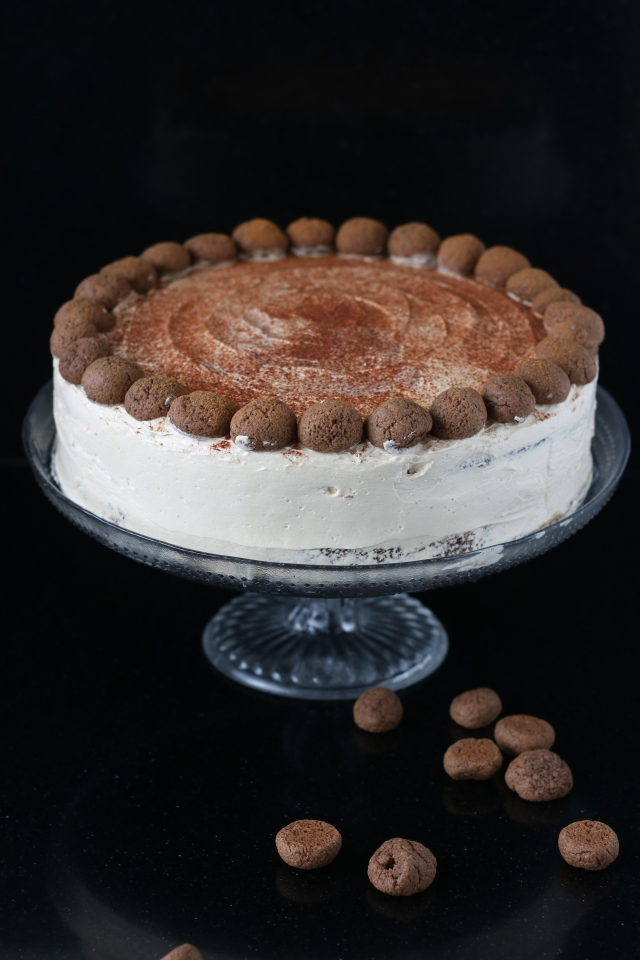 Appel speculaascake