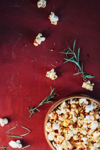 paprika popcorn
