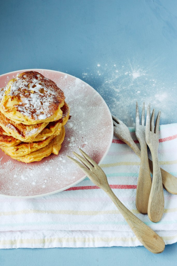amandel pancakes